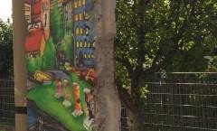 Berliner Mauer in Weimar