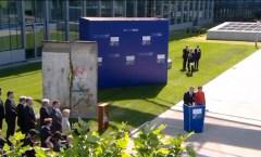 Berliner Mauer bei der Nato