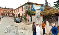 Berliner Mauer in San Vito, I