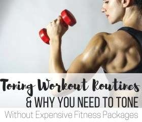 Why You Need Gym Workout Routines to Tone, Tighten & Build