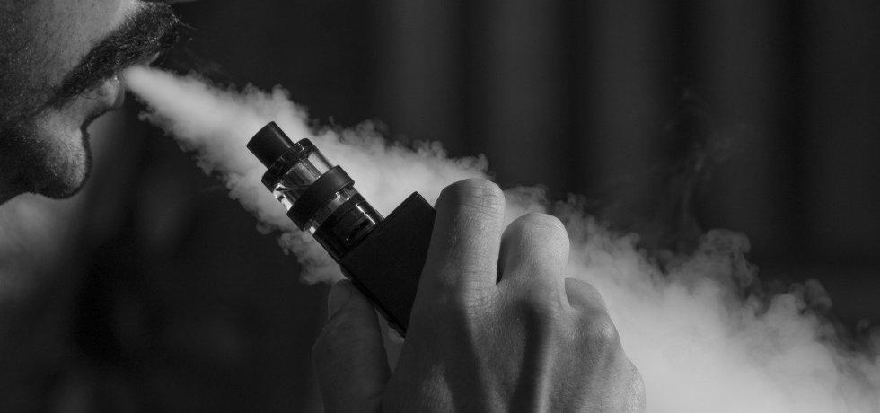 dampfen ungesünder als rauchen