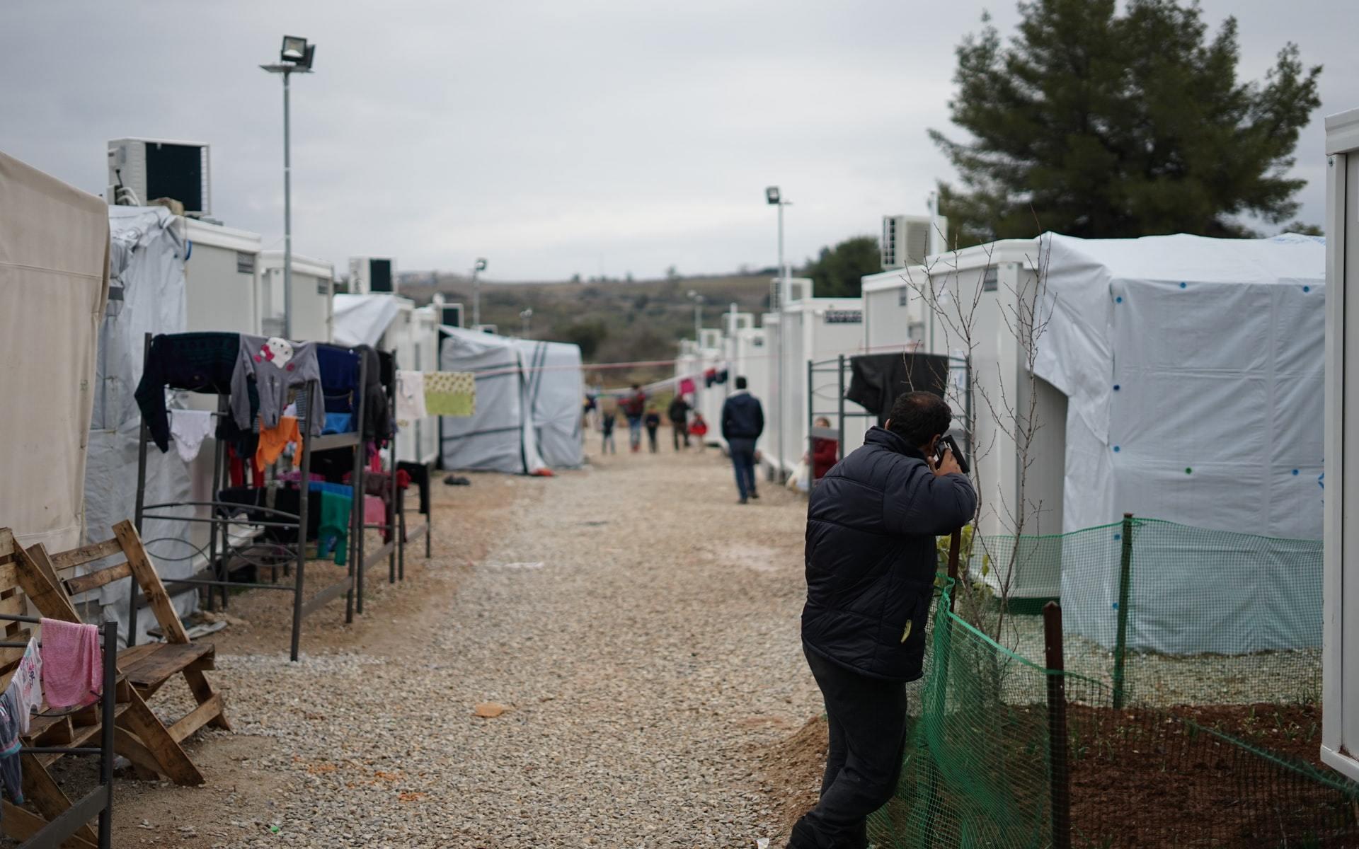 flüchtlingslager syrien al-hol