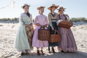 "First Look At Greta Gerwig's ""Little Women""! 4"