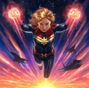 """Captain Marvel 2"" In The Works At Marvel! 1"
