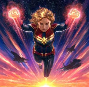 """Captain Marvel 2"" In The Works At Marvel! 4"
