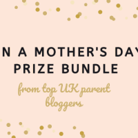 Win a Mothers Day Prize bundle from Top UK parent bloggers