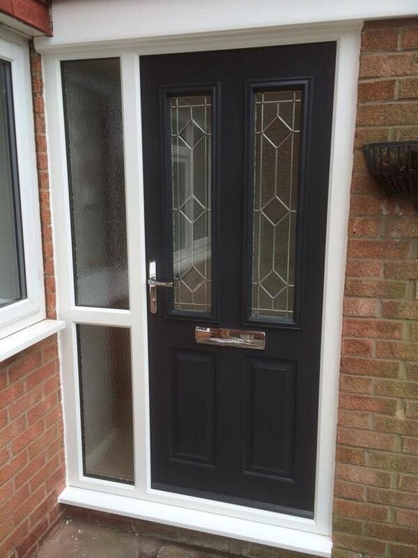 Anthracite Grey Ludlow Solidor  The Window Company