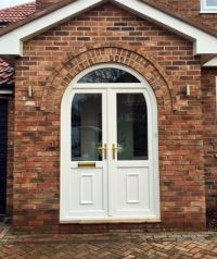 Arched French Doors, Sale - The Window Company