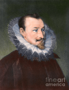 Painting of Edmund Spenser found on Fine Art America