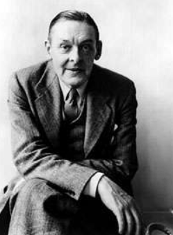 Photo of T.S. Eliot, 1955. The Granger Collection, New York