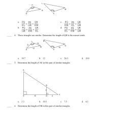Unit 7.4 - Similar Triangles - JUNIOR HIGH MATH VIRTUAL CLASSROOM [ 1195 x 923 Pixel ]