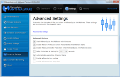 Malwarebytes Anti-Malware 3.2.2 Premium License key Download