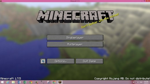 Minecraft Free Download Full Version Game On PC