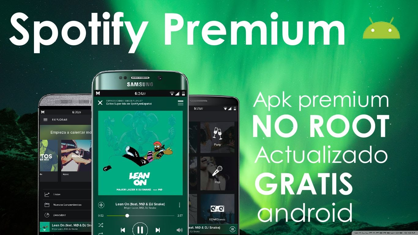 spotify premium apk  cracked for android