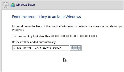windows 8.1 pro product keys 2018