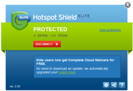 Hotspot Shield Elite Crack Full