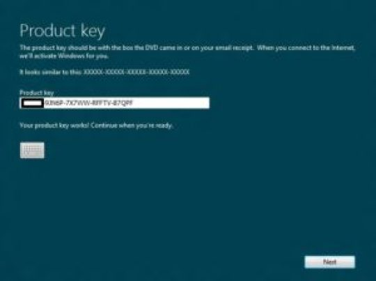 product key code for windows 8.1