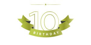 10 Years Birthday