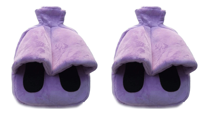 You Can Now Get Hot Water Bottles For Your Feet And They Look So Comfy