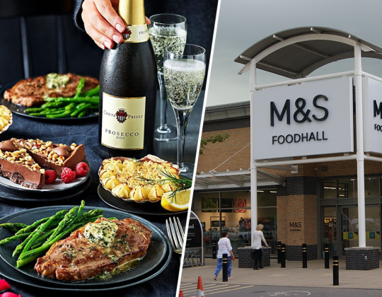 M&S Has Brought Back Their £20 Dine In For Two And The Menu Is Amazing