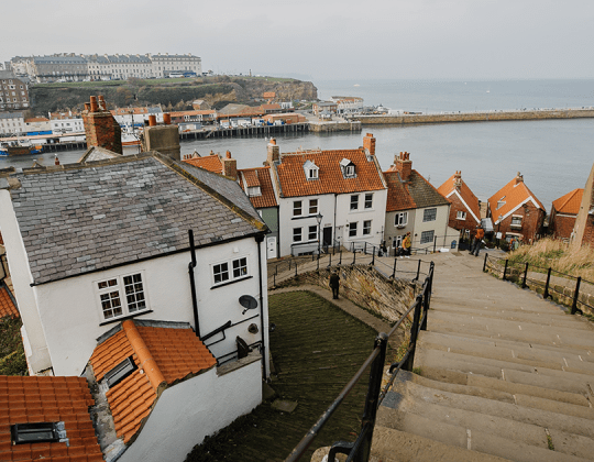 This House In Whitby Boasts The Best Panoramic Views  Of The Picturesque Coast