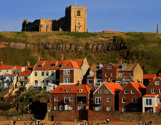 Whitby Has Been Named The UK's Most Popular Holiday Destination