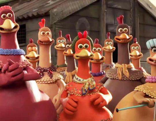 Yorkshire Classic 'Chicken Run' Is On Amazon Prime And We Are Loving It