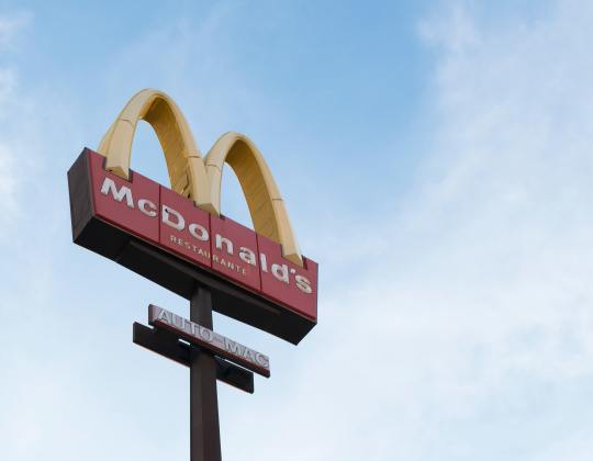 McDonald's Announces Drive-Thru Reopening Date In Yorkshire