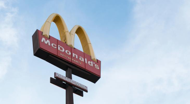 McDonald's Is Reopening 30 Of Its Drive-Thrus In The UK Next Week