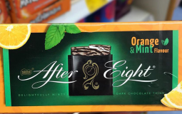 Orange & Mint After Eights Now Exist And You Can Buy Them At B&M For £2