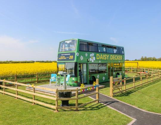 This Double Decker Bus In Yorkshire Is The Ideal Weekend Away