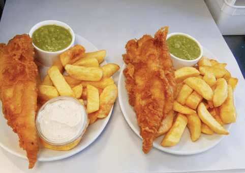 Yorkshire Fish & Chips Good Food Awards 2021