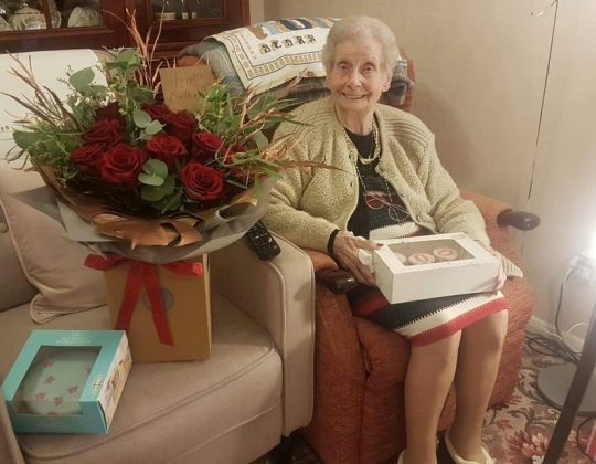 Yorkshire Woman Sent 600 Cards From Strangers After 100th Birthday Party Cancelled