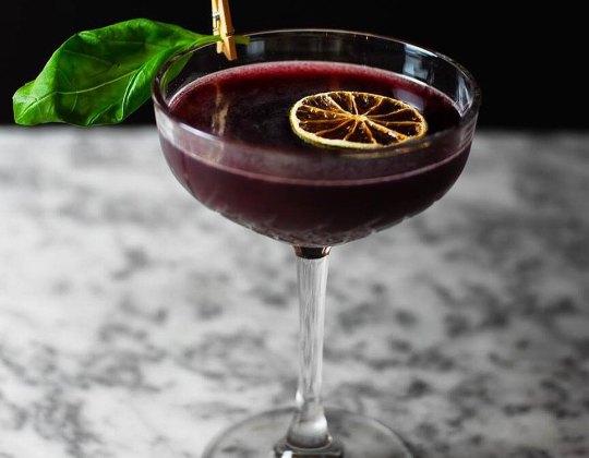 York's New Opulent Cocktail Bar Serving Terry's Chocolate Orange Desserts & Drinks