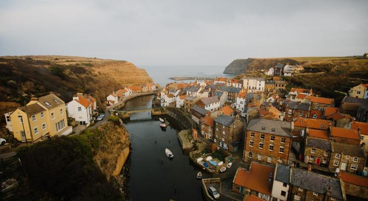 'Mortimer & Whitehouse: Gone Fishing' Gives Tourism Boom To Seaside Village Staithes