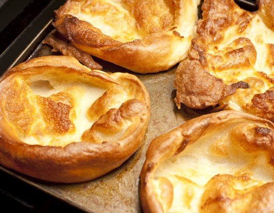 People Are Just Discovering Yorkshire Pudding Desserts