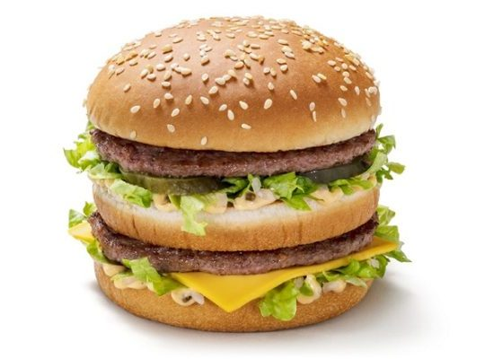 Make McDonald's Big Mac At Home With One Pound Meals Chef's Simple Recipe