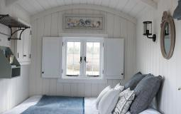 8 Of The Most Idyllic Shepherd's Huts In Yorkshire For A Weekend Away