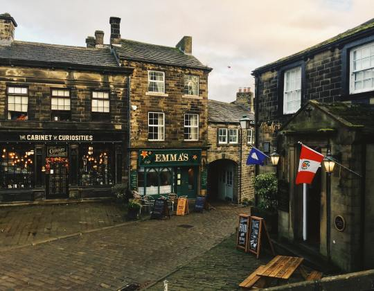 The Small Yorkshire Village That Has One Of The Richest Literary Histories In The Country
