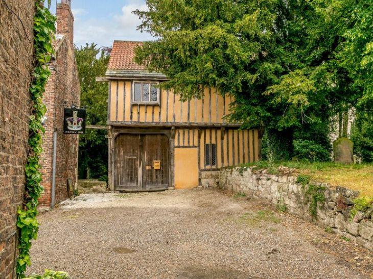 Bolton Percy Gatehouse