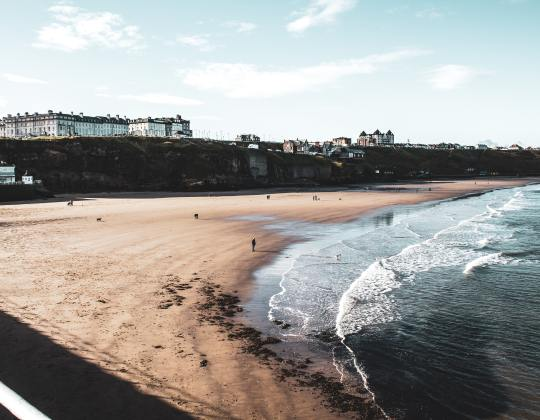 4 Yorkshire Beaches Named In The UK's Top 20