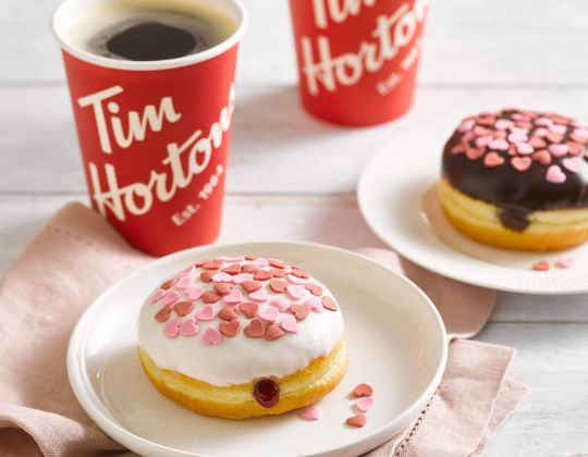 Tim Hortons Opening In Sheffield – And Their Breakfasts Rival McDonald's