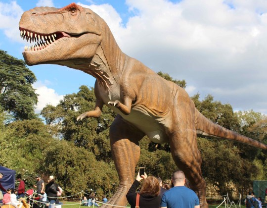 A Huge Outdoor Dinosaur Trail Is Coming To Yorkshire – And It Looks Amazing