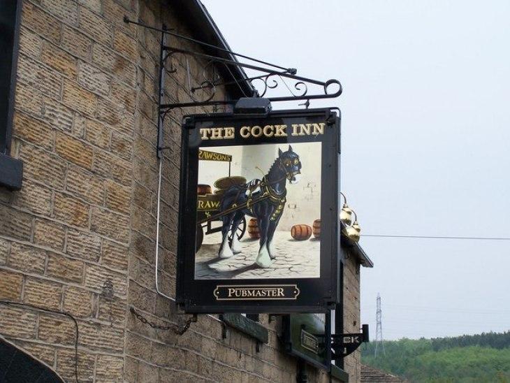 Funny Yorkshire Pub Names