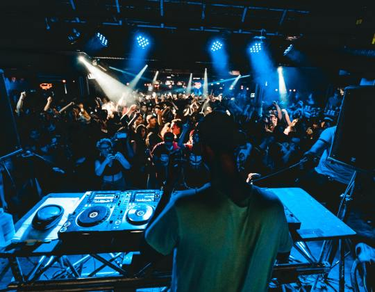 A Warehouse Rave Is Taking Place Underneath Princes Quay In Hull This Summer