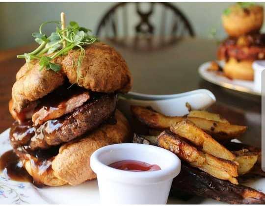This Leeds Cafe & Bar Has A Yorkshire-Themed Menu Including A Yorkshire Pudding Burger