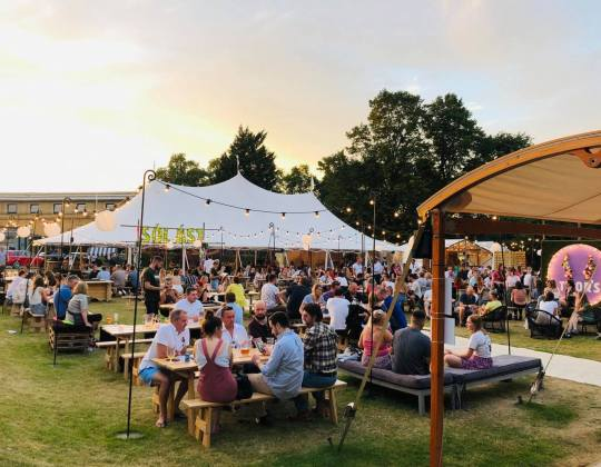 10 Spectacular Summer Tipis & Domes To Drink In This Summer In Yorkshire