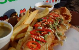 This Yorkshire Chippy Has Created Masala Fish & Chips – Abnd They Look Incredible