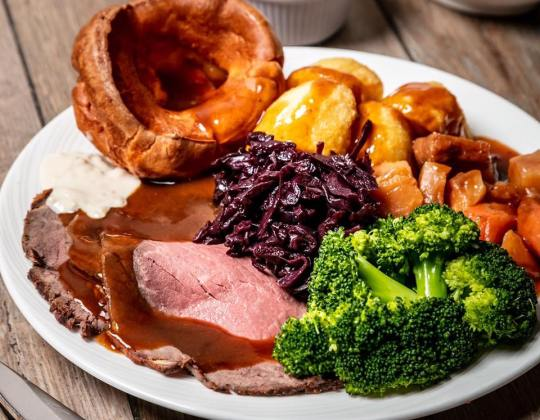 14 Of The Most Spectacular Sunday Roasts To Try In The Yorkshire Dales