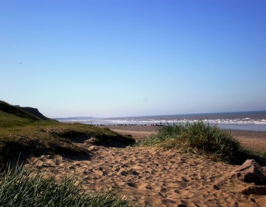 This Secluded Beach Is One Of Yorkshire's Best Kept Secrets